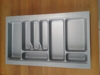 Kitchen Cutlery Drawer Liner - NEW.