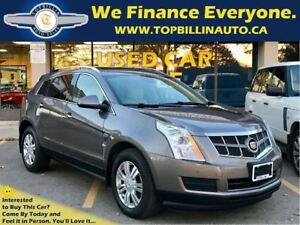 2011 Cadillac SRX Luxury Collection, Pano Roof, Leather