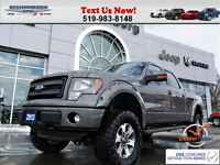 2013 Ford F-150 FX4 4x4 SUPERCREW *LIFTED*