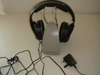 Sennheiser HDR120 TR120 wireless headphones
