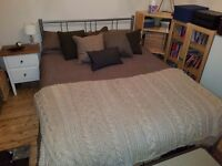 Double bed for sale £75 ono.