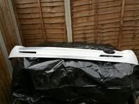 Vauxhall astra j vx line lower rear spolier for 2010 onwards