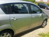 Toyota Verso For Sale 7 Seater Good Reliable Family Car