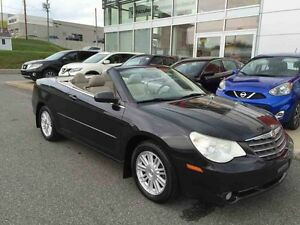 2008 Chrysler Sebring Convertible Touring CONVERTIBLE TOIT RIGID