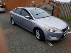 2009 ford mondeo econetic 1.8 tdci long mot great condition face lift model