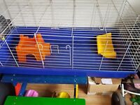 Extra large indoor cage