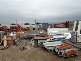 Yard workers, labourers and managers wanted for a busy building material recycler