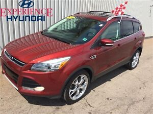 2014 Ford Escape Titanium LOADED TITANIUM 4X4 EDITION WITH REMOT