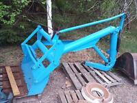 single arm loader