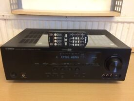 Yamaha RX-V365 Home Cinema Receiver, Crisp Surround Sound, Excellent Working Condition.