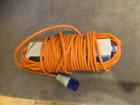 Electric Hookup