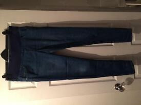 Maternity skinny jeans size 12 x3! Just £4 each!