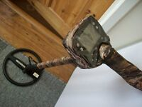 """Metal Detector E.Trac """" (This weekend sale only grab a bargain) """""""