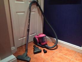 IMMACULATE! Vax Bagless cylinder vacuum cleaner Hoover, ideal for pet hair!