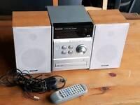 Panasonic CD Stereo System SA-PM32DB