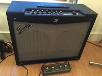 Fender Mustang IV + 4 button footswitch