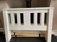 Bunk beds, white