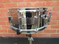 """Drums - Snare Drum 14"""" x 6.5"""" - Good Remo Head"""
