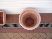 Flower Pots-PLASTIC