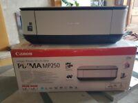 Canon Pixma MP250 Inkjet All-in-One printer