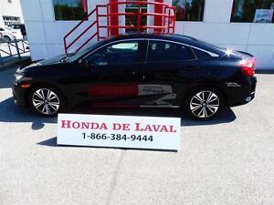 2016 Honda Civic EX-T HONDA PLUS