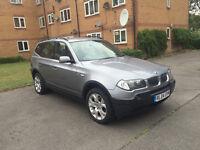 BMW X3 3.0 i Sport 5dr.