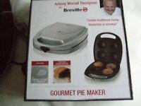 Gourmet Pie Maker.. Brand New Never Used ....Breville (Antony Warrall Thompson)