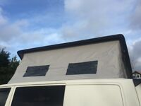 Campervan Side-elevating Roof and Wall Lining