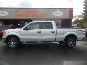 2013 Ford F-150 4x4 4dr SuperCrew Styles, ECO BOOST