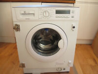 Electrolux EWG147540W Integrated Washing Machine A+++
