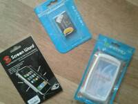 Selection of new phone accessories-job lot