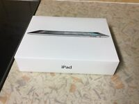 Apple iPad 2 wi-fi 16gb black boxed as new condition