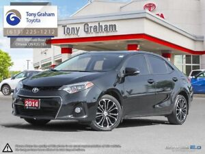 2015 Toyota Corolla S UPGRADE PACKAGE