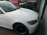 BMW 3 series ...320i. Good example but needs attention.
