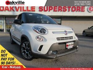 2014 Fiat 500L Trekking | LEATHER | PANO ROOF | NAVI