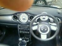 BARGAIN!!! MINI COOPER CONVERTIBLE 1 LADY OWNER FROM NEW