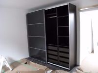 Flat pack Assembly and dismantle furniture, Skilled Handyman/Assembler Ikea PAX wardrobe specialist