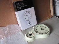 Retro Clock with Timer