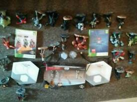 Disney Infinity 2.0 and 3.0 with Figures