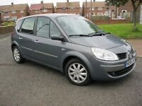 2006 Renault Scenic 1.5 DIESEL, Mot June 17, 75k Miles. £1,595. (P/X Welcome)