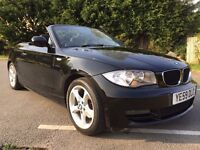 BMW 118i Sport Convertible - Immaculate condition