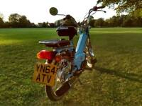 Moped Tomos Classic 50cc