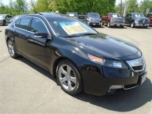 2012 Acura TL All-Wheel-Drive Leather Sunroof
