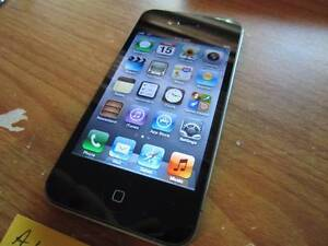 iPhone 4 black 16GB Maylands Bayswater Area Preview
