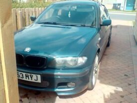 2003 bmw 320d diesel msport model