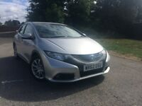 *** 2012 honda civic 2.2 i-DTEC es only £20 a year to tax***