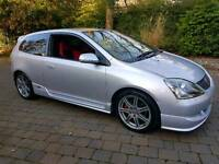 2005 Honda Civic Type-R Premier Edition 12 Months Mot