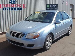2008 Kia Spectra LX THIS WHOLESALE CAR WILL BE SOLD AS TRADED -