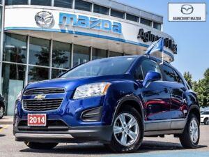 2014 Chevrolet Trax 1LT-Back Up Cam/Sensors, Bluetooth, Bose
