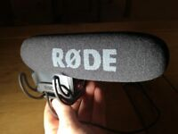 Rode VIDEOMICPRO | On Camera Microphone - Brand New